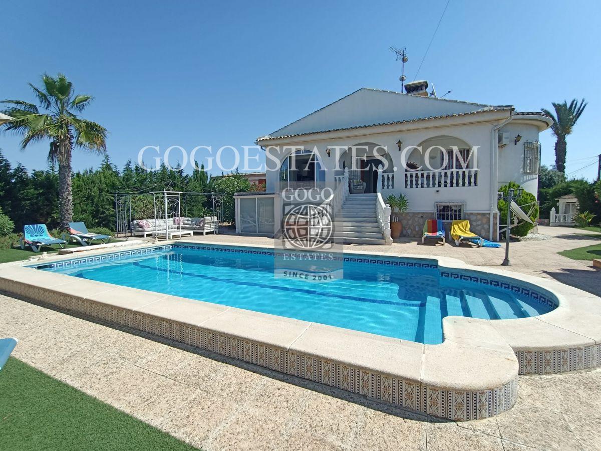 Vrijstaande villa in Montesinos (Los) - Bestaande bouw