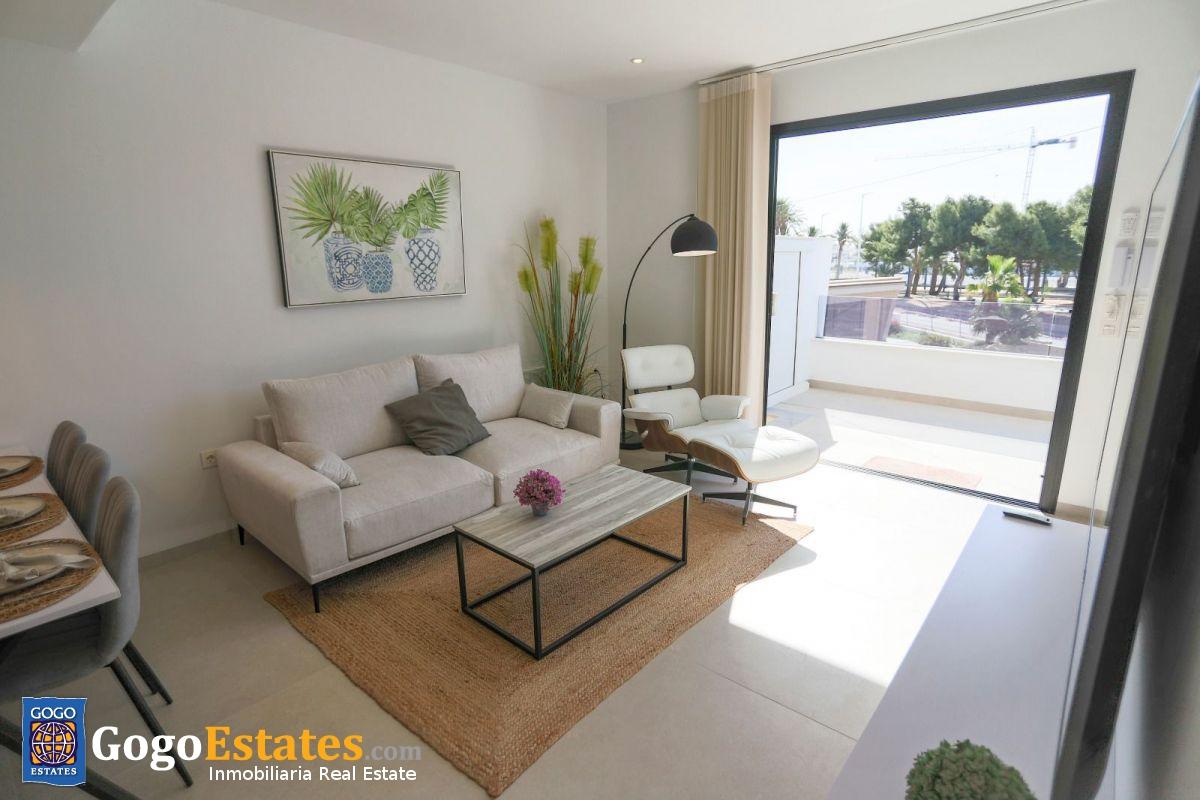 Appartement in San Javier - Nieuwbouw