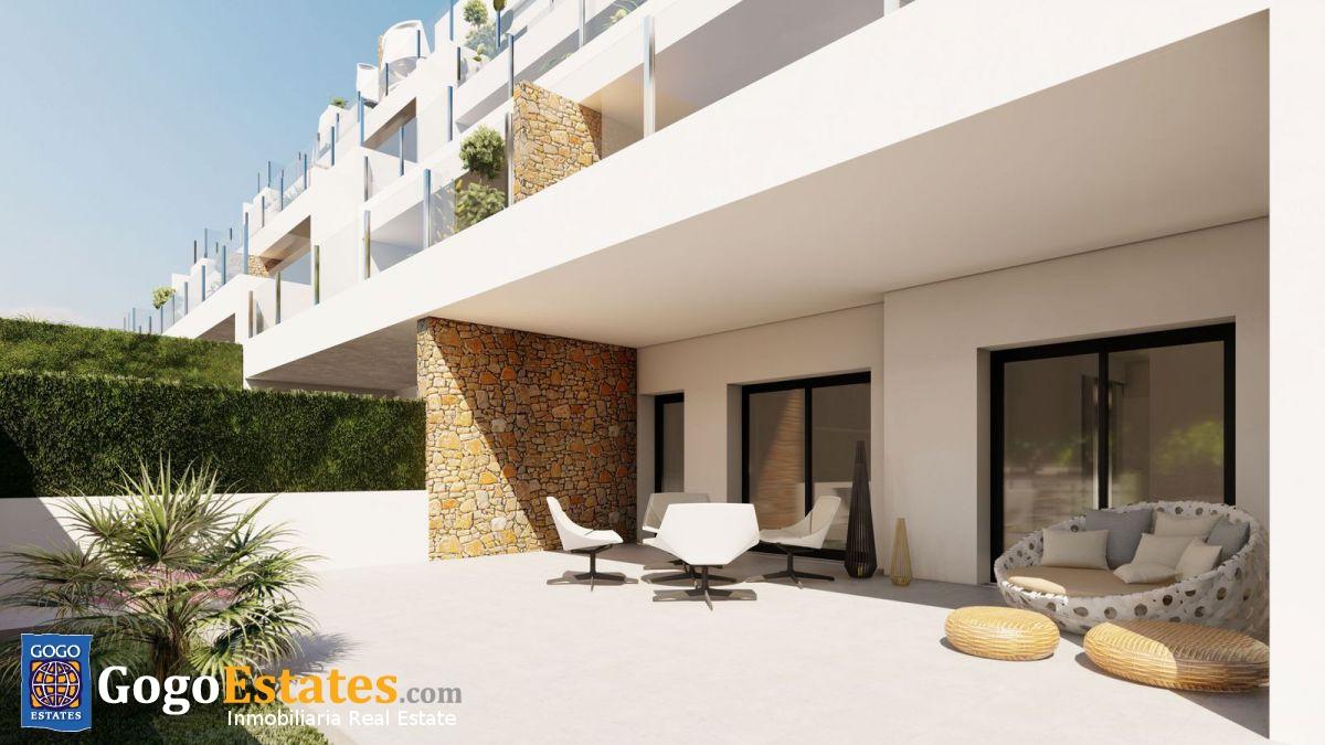 Appartement in San miguel de salinas - Nieuwbouw