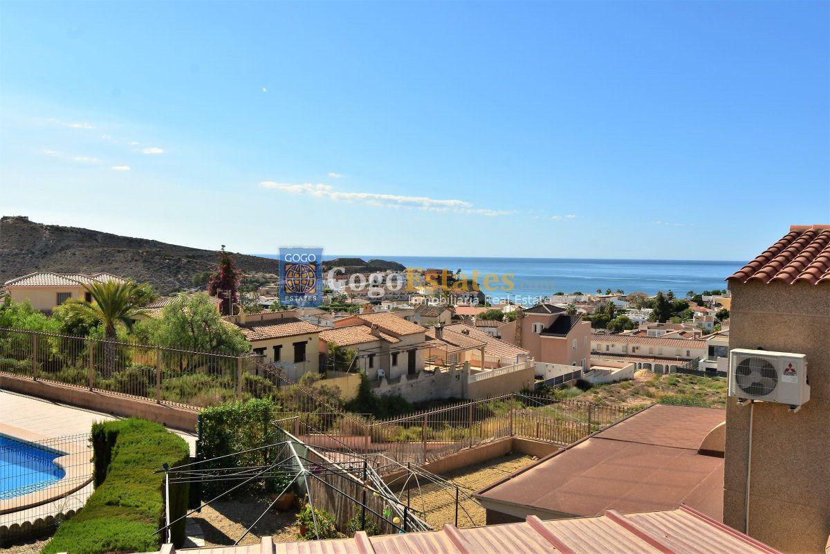 Rijwoning in San Juan de los Terreros - Bestaande bouw