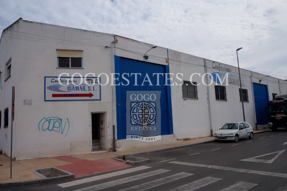 Commerciëel pand in Almoradi - Bestaande bouw