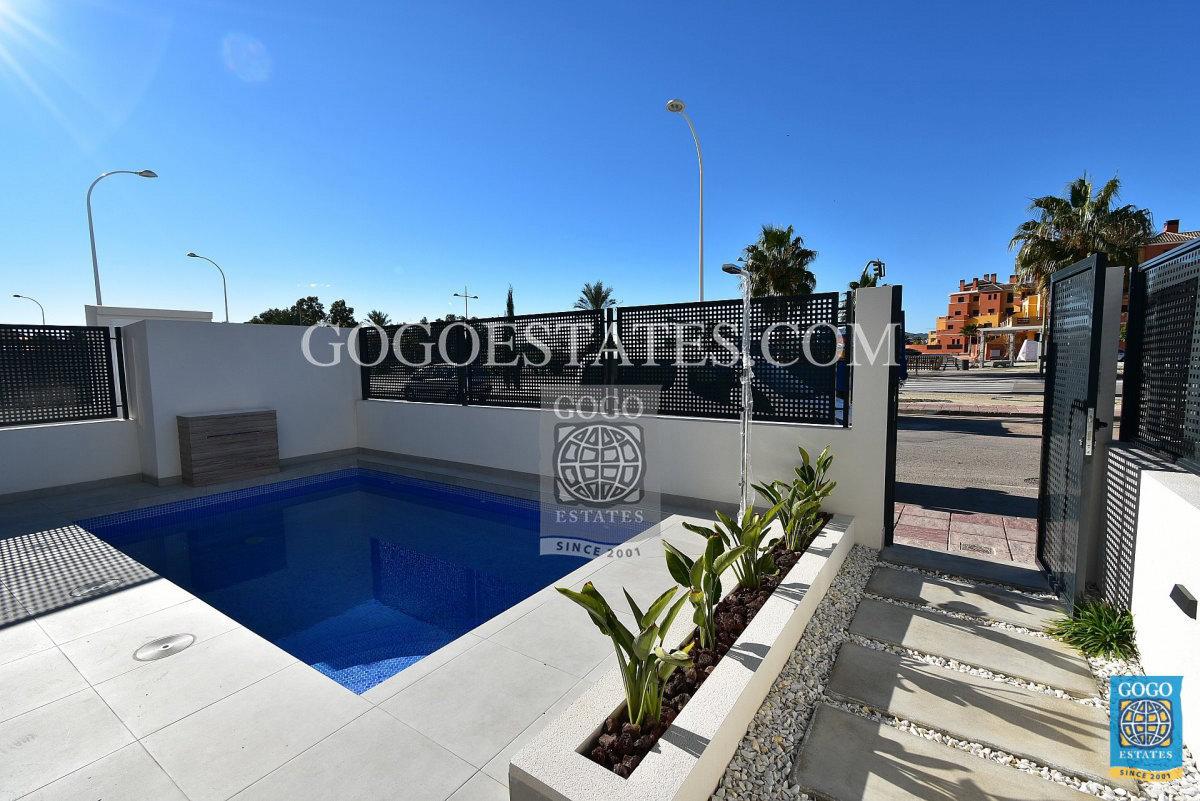 Una vivienda unifamiliar en venta en San Juan de los Terreros