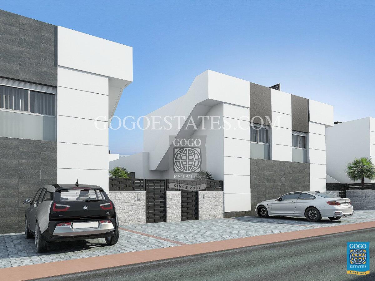 Rijwoning in Rojales - Bestaande bouw