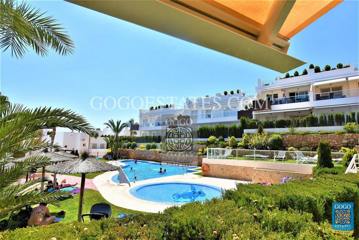 Gelijkvloers appartement te koop in Nova Beach Gran Alacant
