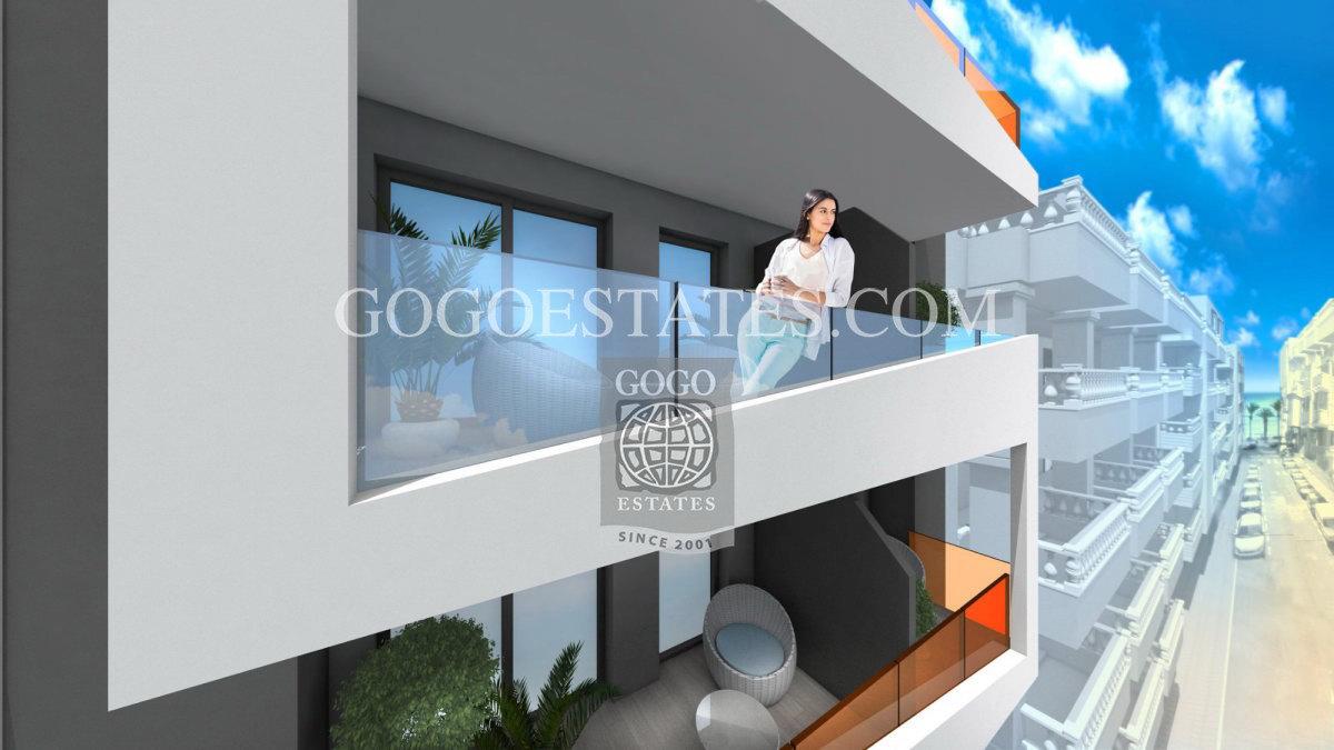 Appartement in Torrevieja - Bestaande bouw