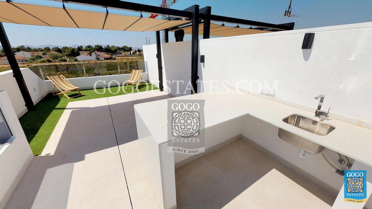 Vrijstaande villa in Alcazares (Los) - Bestaande bouw