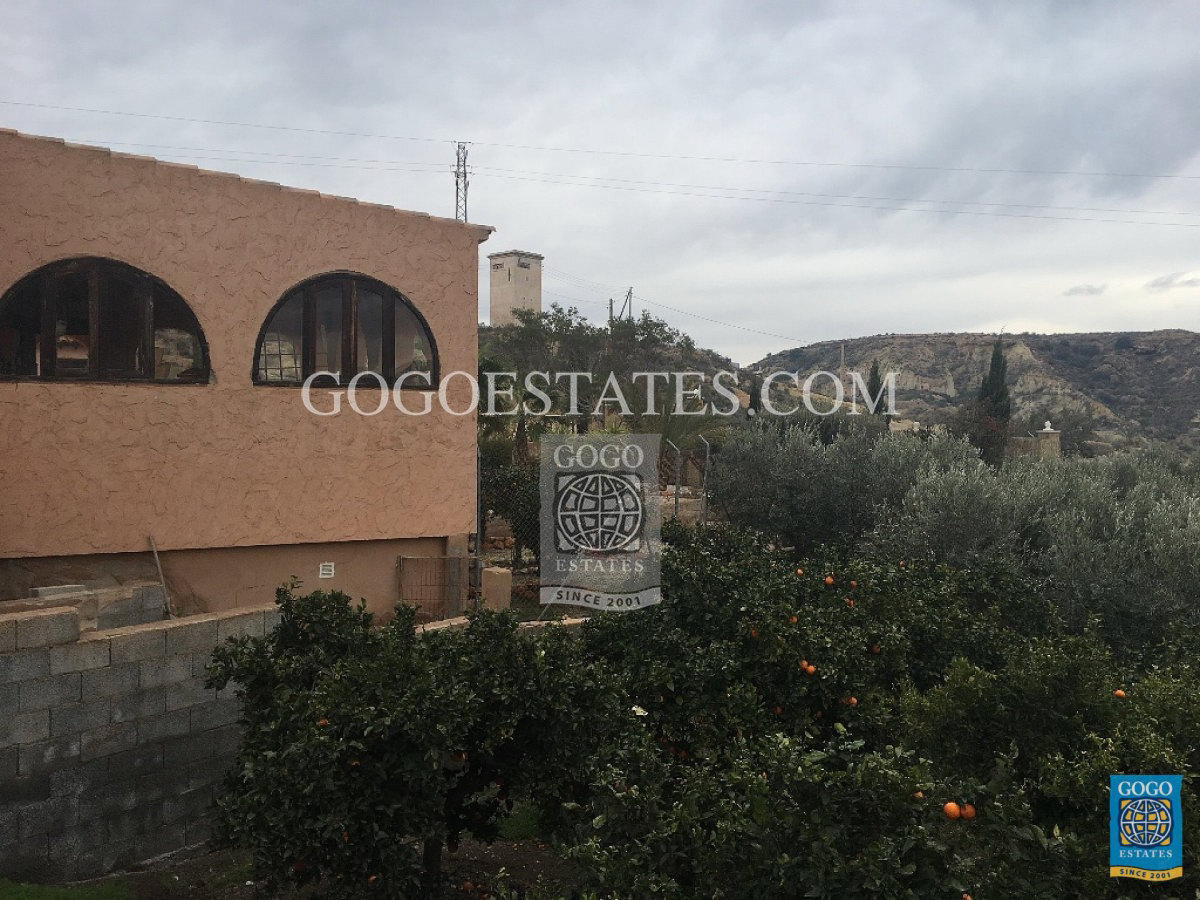 Vrijstaande villa in Cuevas Del Almanzora - Bestaande bouw