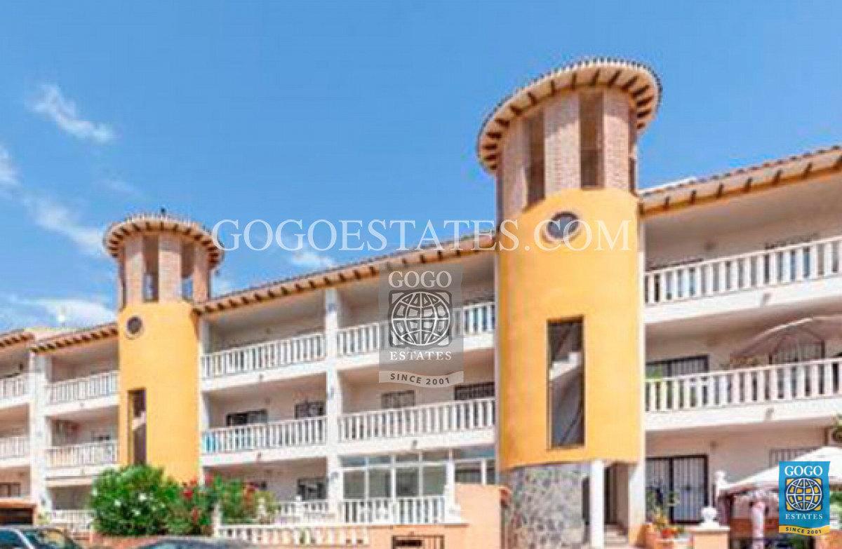 Fantastisch Playa Golf III bank appartement in Orihuela Costa