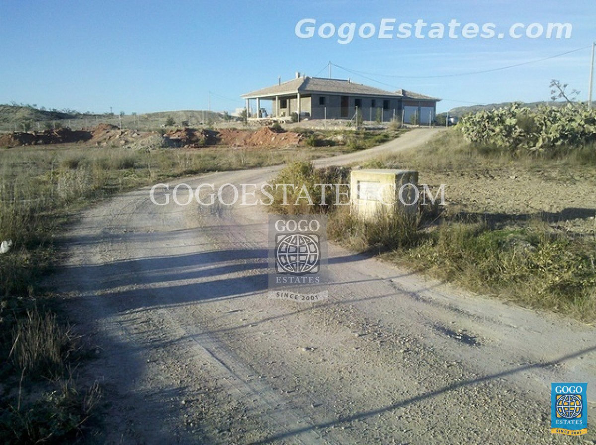 Grondstuk in Lorca - Bestaande bouw