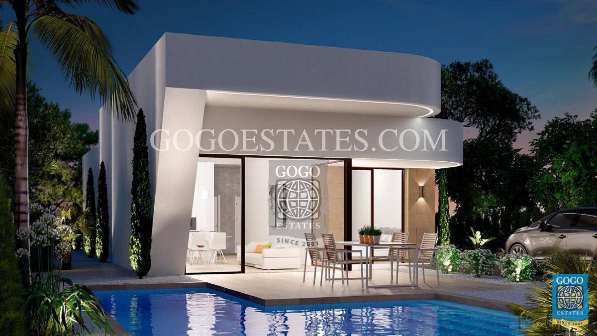 Modern wonen in uw villa in Benijofar Costa Blanca