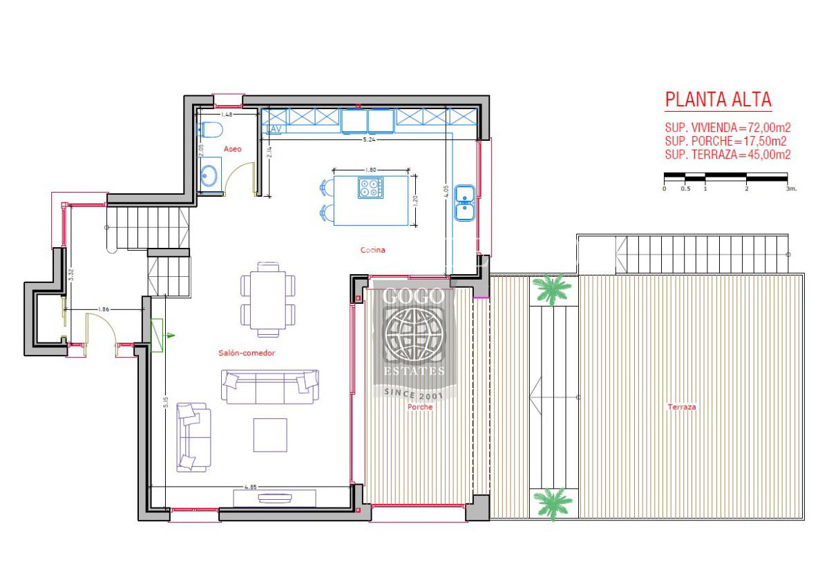 Appartement in Moraira - Bestaande bouw