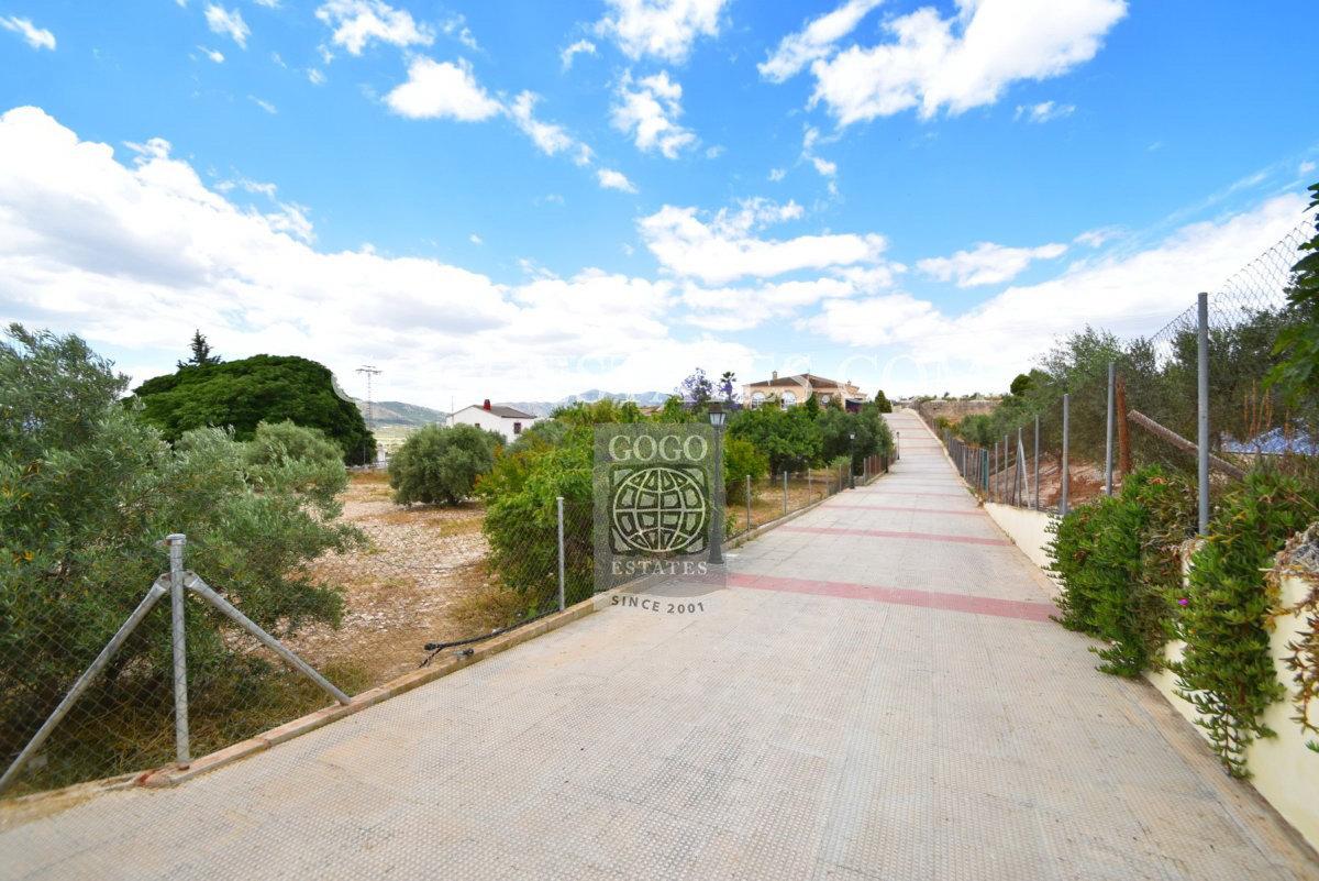 Finca in Alicante - Bestaande bouw