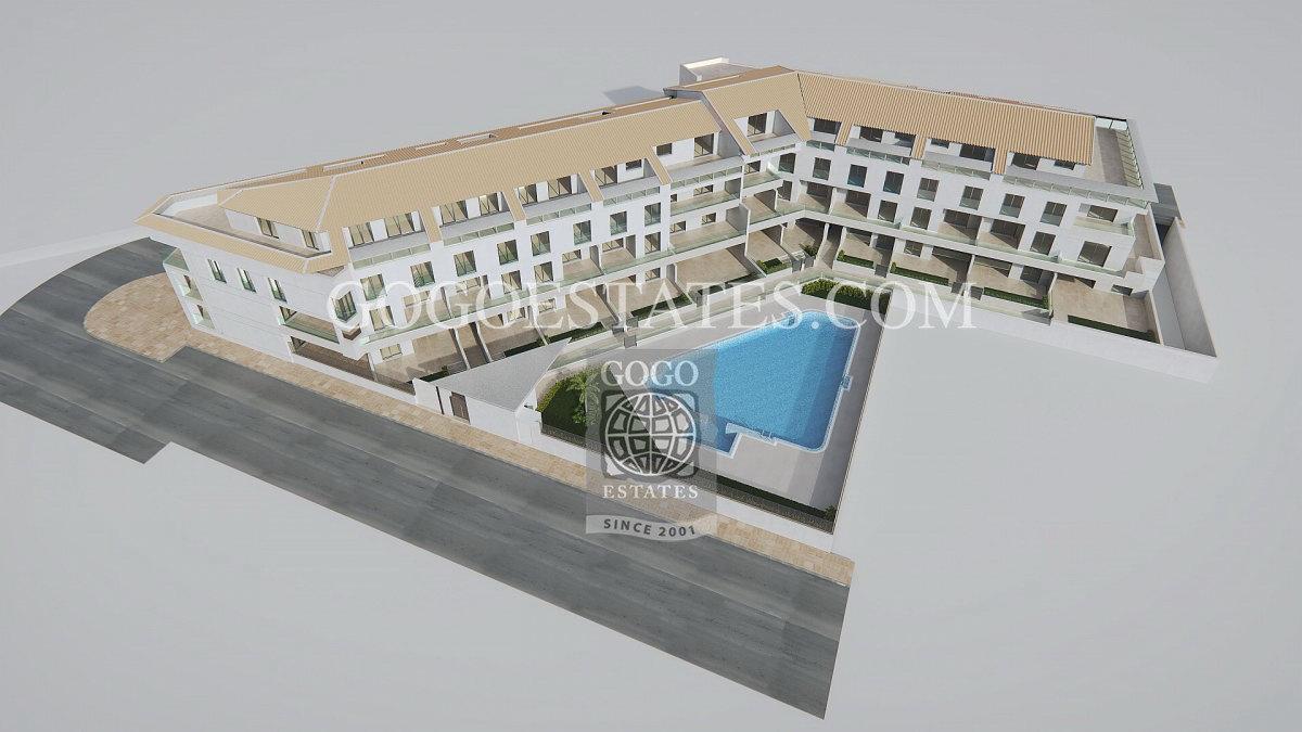 Appartement in San Juan de los Terreros - Nieuwbouw