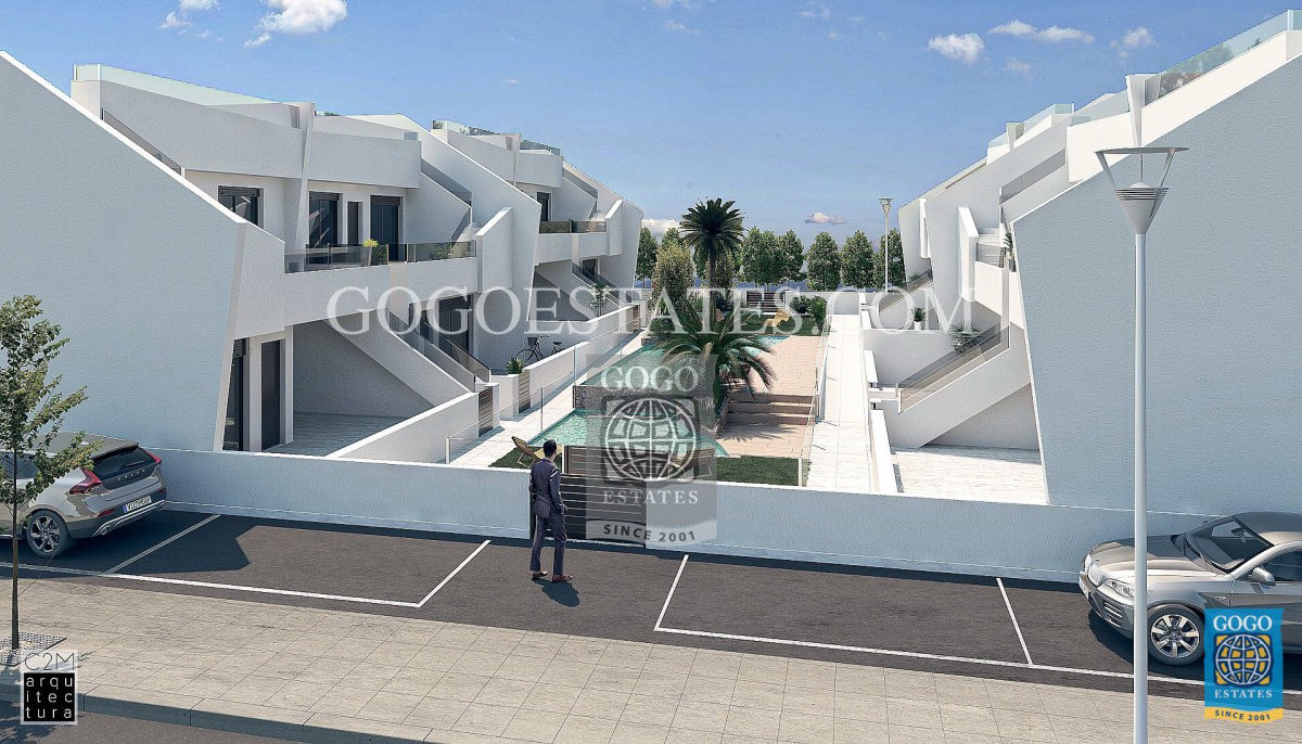 Nieuwbouw appartementen aanbod Costa calida