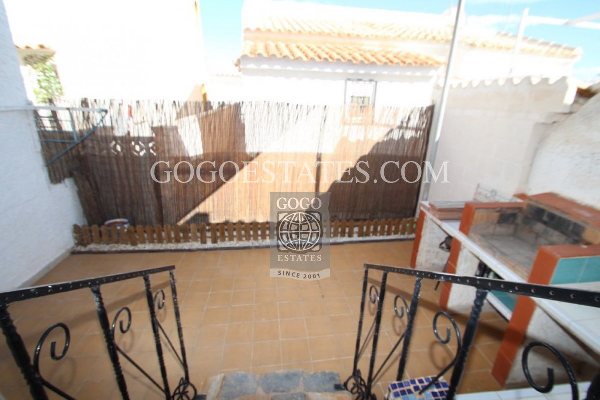 Rijwoning in Orihuela Costa - Bestaande bouw