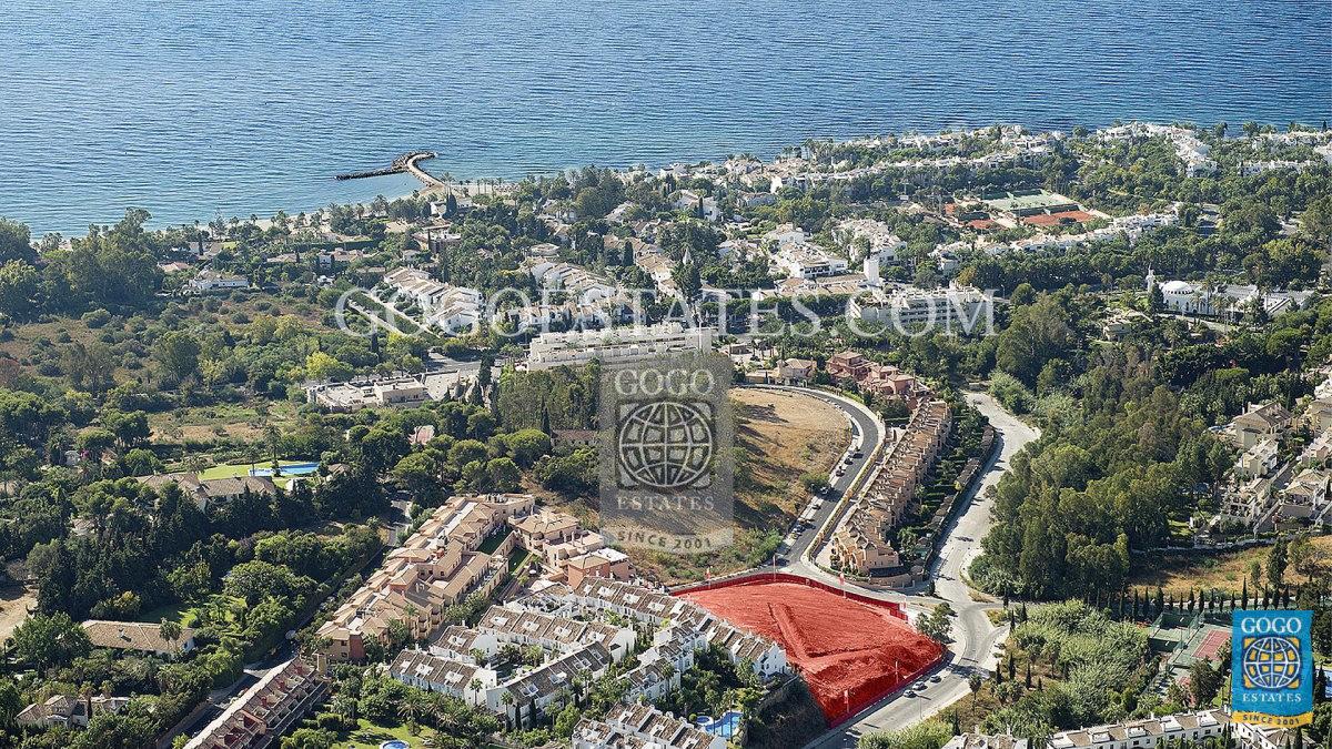 Luxe woningen aan populaire omgeving in Marbella  Golden Mile