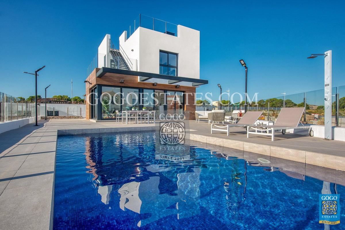 Nieuwbouw villa's in de Finca golf
