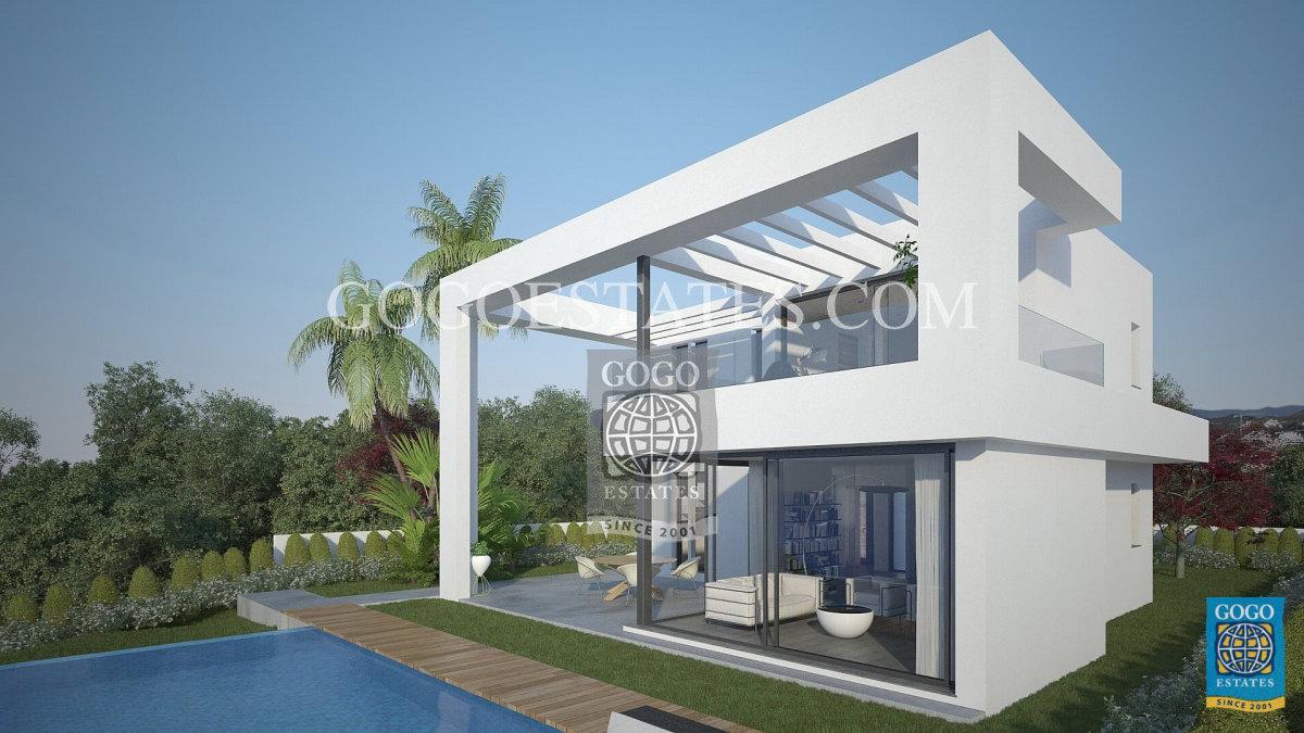 Vrijstaande villa in Mijas - Bestaande bouw