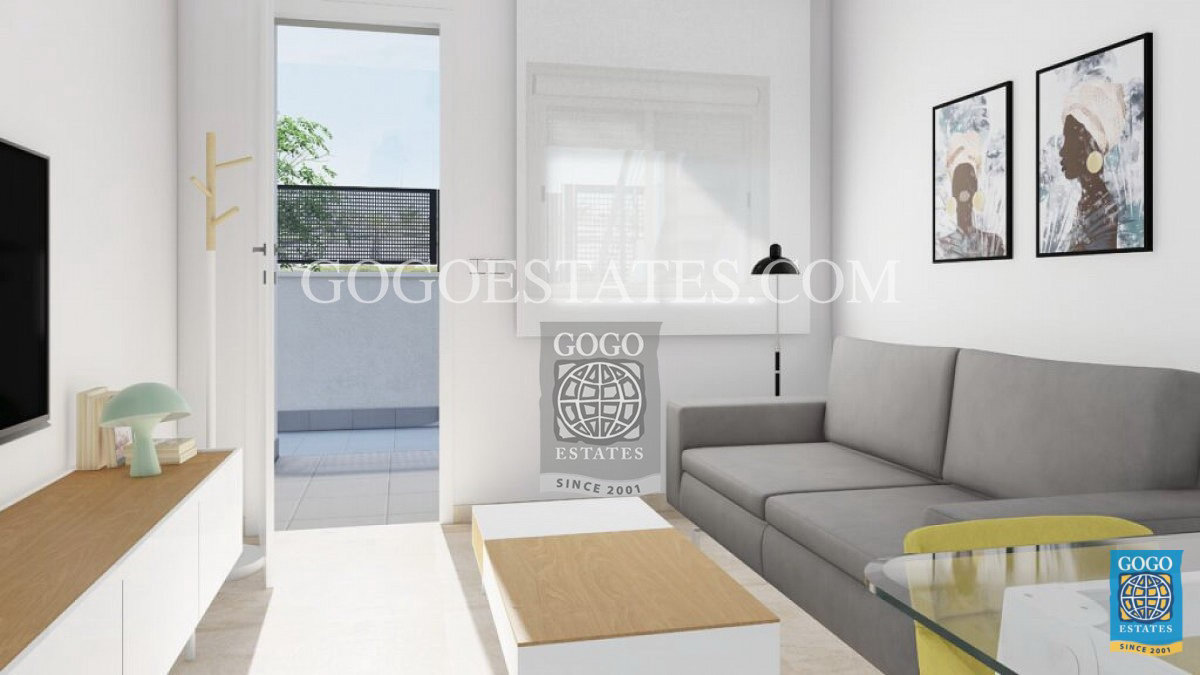 Moderne appartementen op slechts 100 meter van zee sleutelklaar!