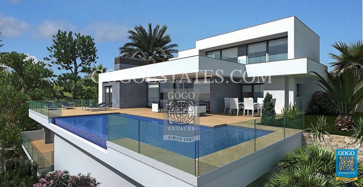 Luxe villas Costa Blanca Noord