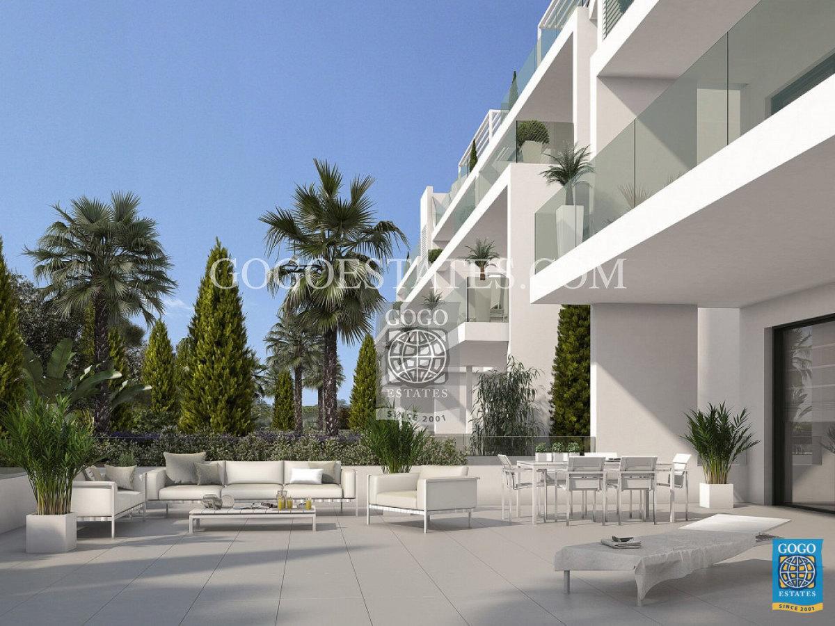 Luxe appartementen met 2 en 3 slaapkamers, gelegen in de heuvels golf en countryclub