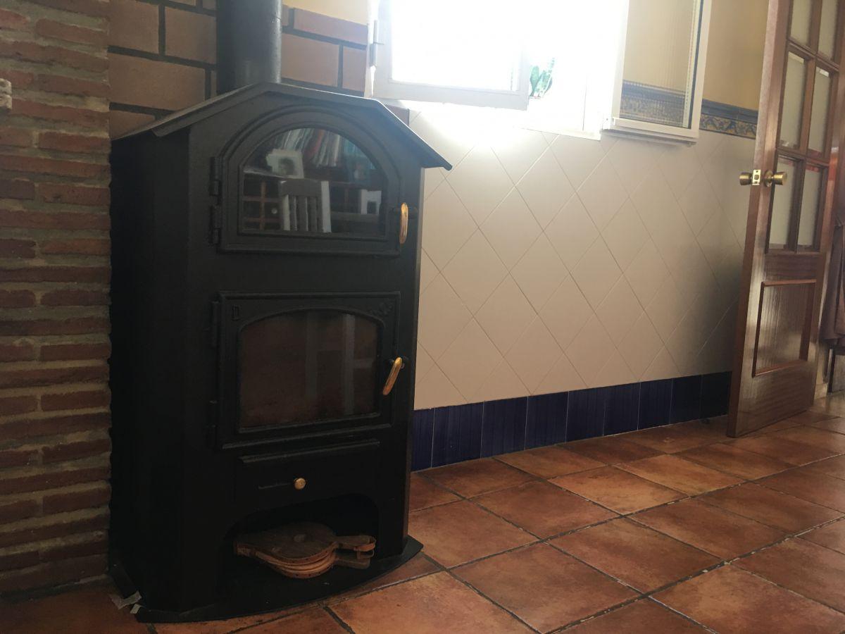 cocina detalle estufa