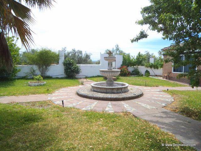 Jardines Chalet Arenales