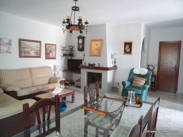 Salon chalet Arenales