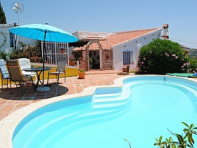Country Houses For Sale in Competa, Competa,Spain