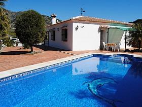 Villa For Sale in Competa, Competa,Spain