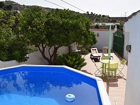 Town House For Sale in Macharaviaya, Macharaviaya,Spain