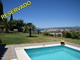 Villa For Sale in Lagos, Velez-Malaga,Spain