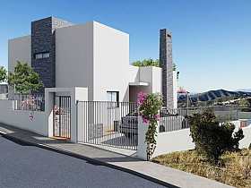 Country Houses For Sale in Competa, Competa, Spain