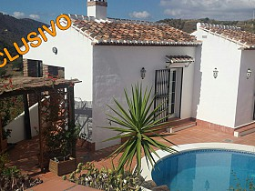Villa For Sale in Sedella, Sedella, Spain