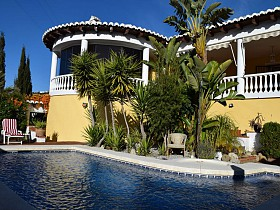 Villa For Sale in Periana, Periana,Spain