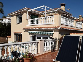 Villa For Sale in Caleta de Velez, Velez-Malaga, Spain
