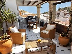 Town House For Sale in Sedella, Sedella,Spain