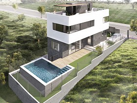 Villa For Sale in Caleta de Velez - Baviera Golf, Velez-Malaga, Spain